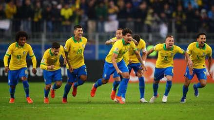 Brasil venció por penales a Paraguay y clasificó a las semifinales de la Copa América 2019
