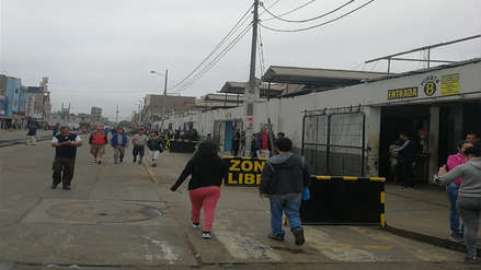 Así quedó el mercado exMayorista de Trujillo tras operativo contra el comercio informal