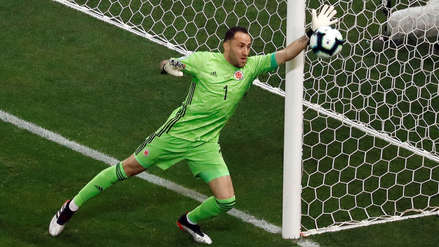 ¡Sacó todo! La doble atajada de David Ospina que le negó el gol al Chile antes de los 15 minutos