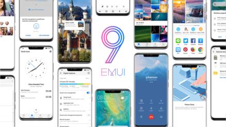 EMUI 9: Todo lo que tienes que saber sobre la última actualización de Huawei