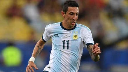 Ángel di María llegó a histórico récord con la Selección Argentina tras triunfo frente a Venezuela