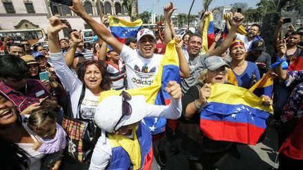 (Turistas) venezolanos en Sudamérica