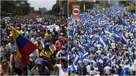 OEA aumenta la presión diplomática sobre Venezuela y Nicaragua