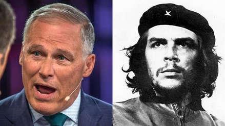 """""""Hasta la victoria siempre"""": Candidato demócrata usó una frase del 'Che' Guevara y desató la polémica"""