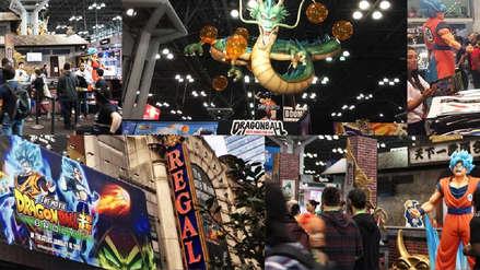 La máxima convención de fanáticos y coleccionistas de Dragon Ball llegará a Latinoamérica