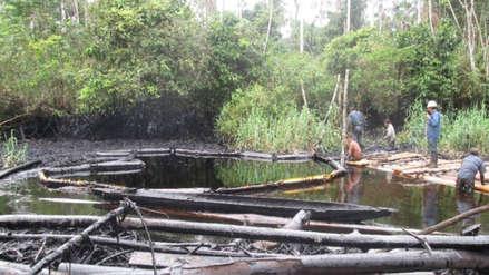 Loreto: Frente de Defensa denunció que derrame de petróleo se expande sin control por la Amazonía
