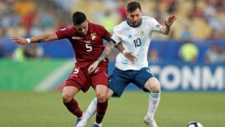 Argentina eliminó a Venezuela de la Copa América 2019 y pasó a la semifinal