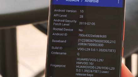 Android Q sí llega a Huawei: este video muestra un P30 Pro con EMUI 10 y la nueva versión