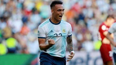 ¡Hay clásico! Argentina ganó 2-0 a Venezuela y se enfrentará a Brasil en la semifinal de la Copa América 2019