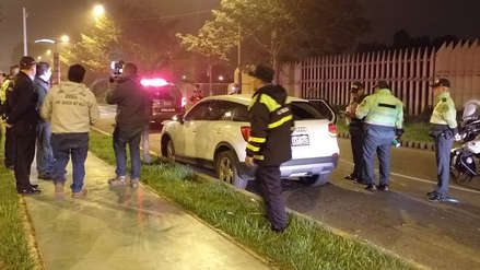 La Molina: padre frustró intento de secuestro de su hija tras persecución con el serenazgo
