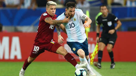 Cinco datos que dejó el triunfo de la Selección Argentina sobre Venezuela