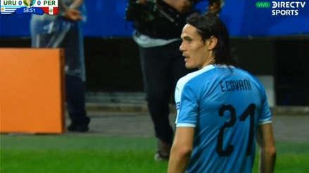 ¡Continúa el empate! Mira el segundo gol que le anularon a Uruguay por posición adelantada