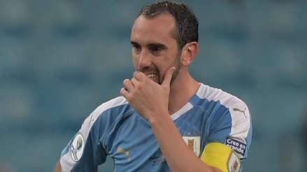 Diego Godín tras derrota: