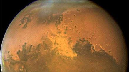 Las misteriosas flatulencias de Marte que intrigan a la Nasa