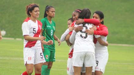 Lima 2019 | Perú goleó a Bolivia en partido de preparación de cara a los Juegos Panamericanos