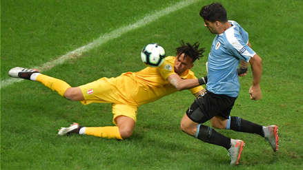 Y sin VAR: el tercer gol anulado de la Selección Uruguaya ante Perú por un offside de Luis Suárez