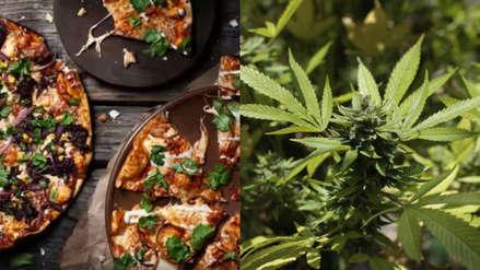 Sudáfrica: Restaurante ofrece pizza con marihuana y garantiza efecto calmante