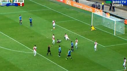 ¡Sin utilizar el VAR! El gol anulado a Uruguay en el empate 0-0 ante Perú