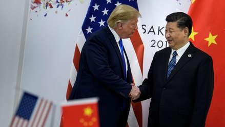 Donald Trump y Xi Jinping acuerdan una nueva tregua en su guerra comercial