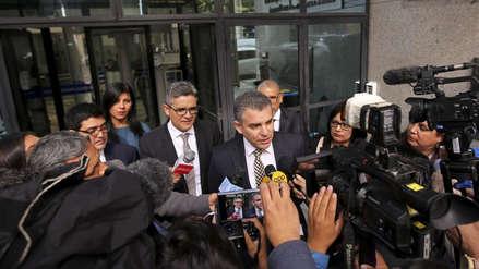Rafael Vela: Hace tres semanas recibimos información sobre presuntos pagos irregulares por Gasoducto