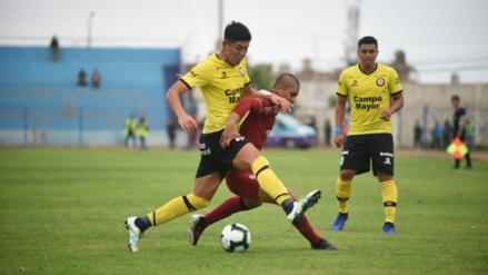 Universitario de Deportes cayó goleado 3-0 a manos de Coopsol por la Copa Bicentenario