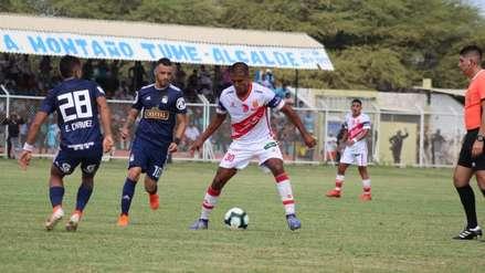 ¡Clasificado! Sporting Cristal ganó 3-1 a Atlético Grau por la fecha 2 de la Copa Bicentenario