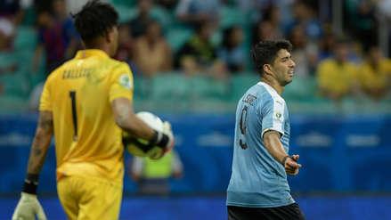 El gesto del que todo el mundo habla: el consuelo de Pedro Gallese a Luis Suárez tras los penales entre Perú y Uruguay