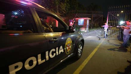 Un policía murió tras caer al piso y convulsionarcuando intervenía a dos jóvenes en Pueblo Libre