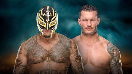 ¡Rey Mysterio y Randy Orton lucharán en Lima! Están son las peleas estelares del WWE Live Lima 2019
