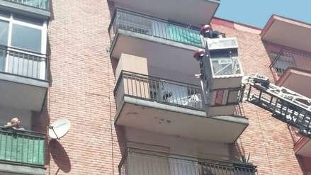 Un perro murió luego de que su dueña lo dejara atado en un balcón durante ola de calor en Europa