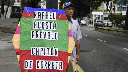 Envían a prisión a dos agentes por muerte de un militar detenido en Venezuela