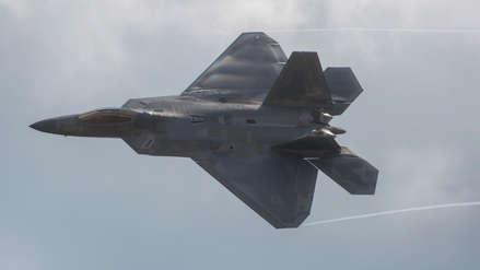Estados Unidos despliega cazas F-22 en Catar en medio de las tensiones con Irán