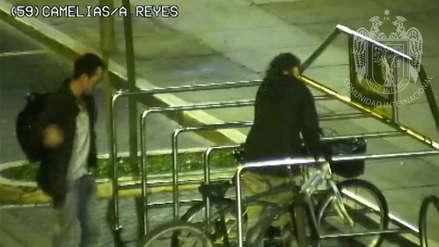 Serenazgo de San Isidro detuvo a pareja acusada de robar una bicicleta