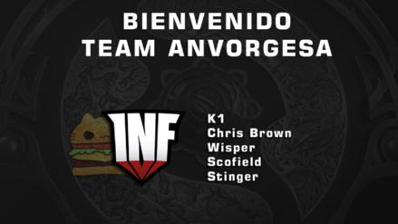 Dota 2   Tras separar a todos sus jugadores, Infamous Gaming asimila a Team Anvorgesa