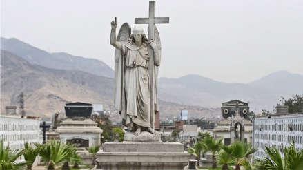 Monumentos del Cementerio Presbítero Maestro en camino a ser declarados Patrimonio Cultural de la Nación [VIDEO]