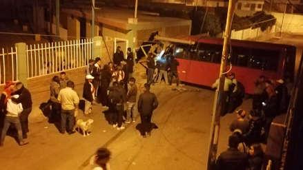 Cinco muertos por accidentes de tránsito en Arequipa