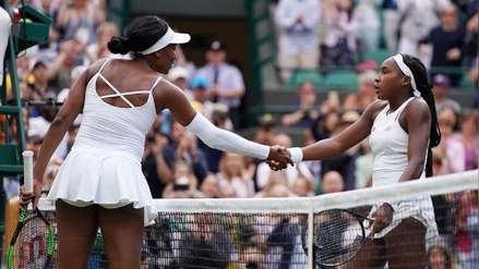 ¡Hizo historia! Cori Gauff, de 15 años, eliminó a la quíntuple campeona Venus Williams en Wimbledon