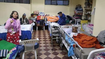 Albergue de ancianos del Callao en riesgo de cerrar por falta de recursos