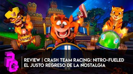 Review | Crash Team Racing: Nitro-Fueled: el justo regreso de la nostalgia