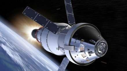 La NASA probará sistema de emergencia de nave con la que planea misiones a la Luna y Marte