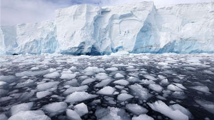 El deshielo de la Antártida marca un nuevo récord en mayo