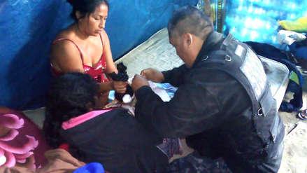 César Díaz, el sereno que ayudó a dos mujeres a dar a luz en Virú
