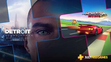 PlayStation Plus: Cambian a PES 2019 por Detroit: Become Human como juego gratuito de julio