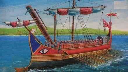 Hallazgo insólito: encuentran un barco hundido de la Antigua Roma con su cargamento intacto