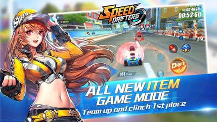 Creadores de Free Fire lanzan el pre-registro de Speed Drifters, un nuevo juego de carreras para celulares