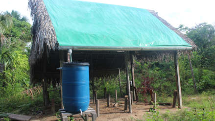 Sistema tecnológico permite que más familias en Ucayali accedan a agua potable y mejoren su calidad de vida