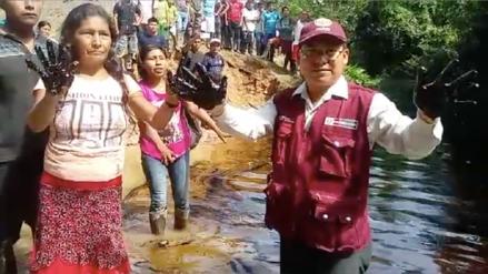 Loreto: gobierno declara emergencia en comunidades nativas por derrame de petróleo