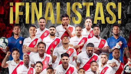 ¡Histórico! Perú goleó 3-0 a Chile y volverá a disputar una final de Copa América