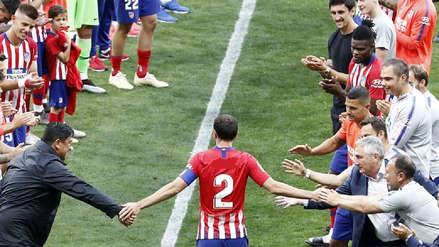 ¡Siguen fichando! Atlético de Madrid oficializó la llegada de esta figura mexicana