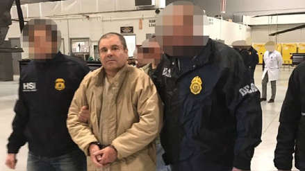 Un juez de EE.UU. niega un nuevo juicio a 'El Chapo' Guzmán
